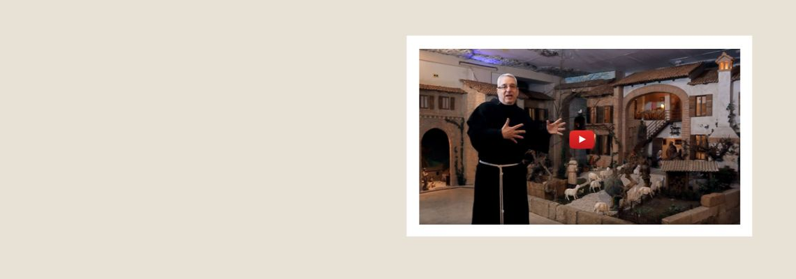 <br><br>Fr. Mario Conte, editor of <br>the «Messenger of Saint Anthony» <br>magazine, sends his warmest wishes <br>to all of St. Anthony's devotees. <br><br>Please watch his Christmas meditation.