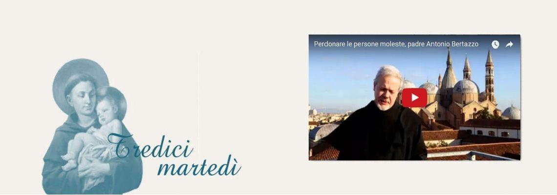 Guarda la video meditazione a cura di p. Antonio Bertazzo