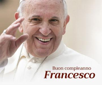 Buon Compleanno Francesco