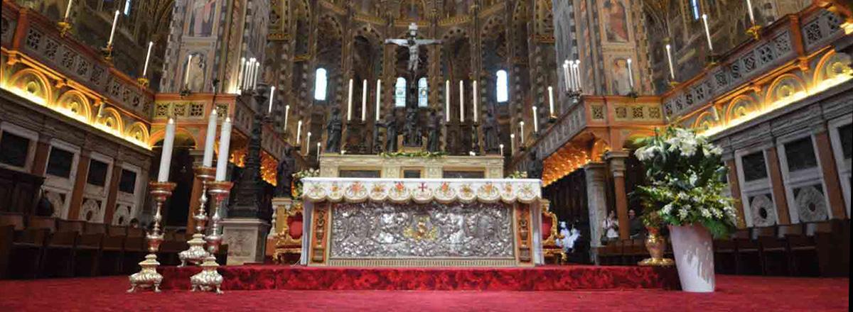 Agosto in Basilica, le celebrazioni | Basilica di sant ...