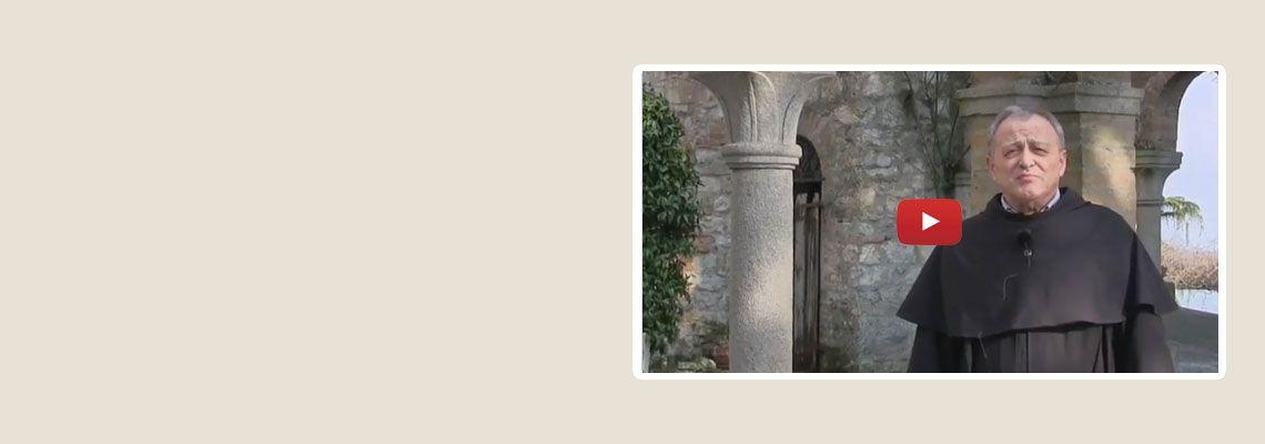 """22 maggio 2018<br><br>decima video-meditazione:<br>""""Non chiedere al gioco la tua felicità""""<br><br>a cura di p. Danilo Salezze<br>Comunità S. Francesco Monselice"""