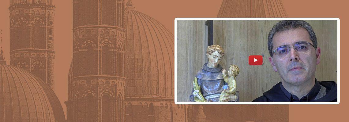 """11 giugno 2019<br><br>tredicesima video-meditazione:<br>""""La fiducia nella Provvidenza""""<br><br>a cura di p. Roberto Brandinelli"""