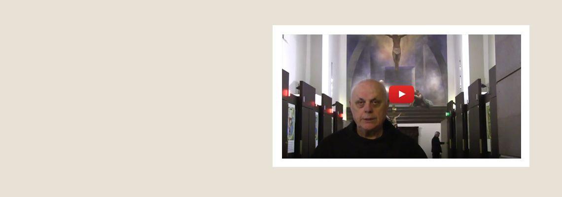 """28 marzo, terza video-meditazione<br><br>""""Beati voi che chiedete perdono, <br>perché troverete misericordia""""<br><br>a cura di p. Maurizio Stedile"""