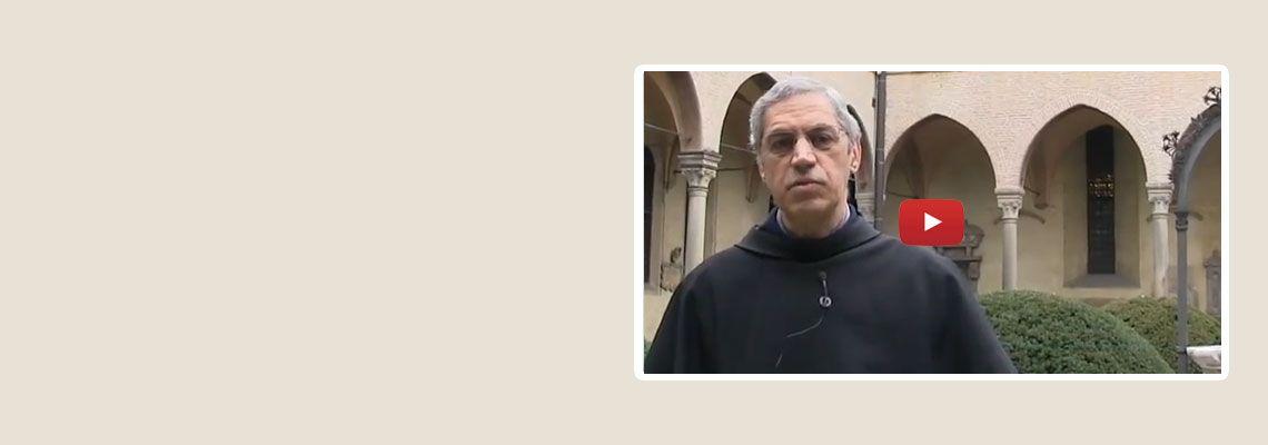 """8 maggio 2018<br><br>ottava video-meditazione:<br>""""Sii una persona onesta""""<br><br>a cura di p. Giorgio Laggioni"""
