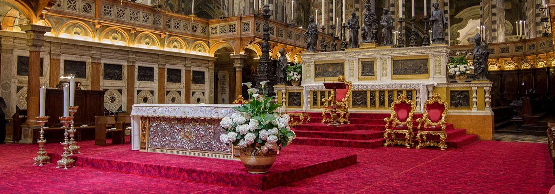 Segui la s. Messa delle 17.00 in diretta streaming