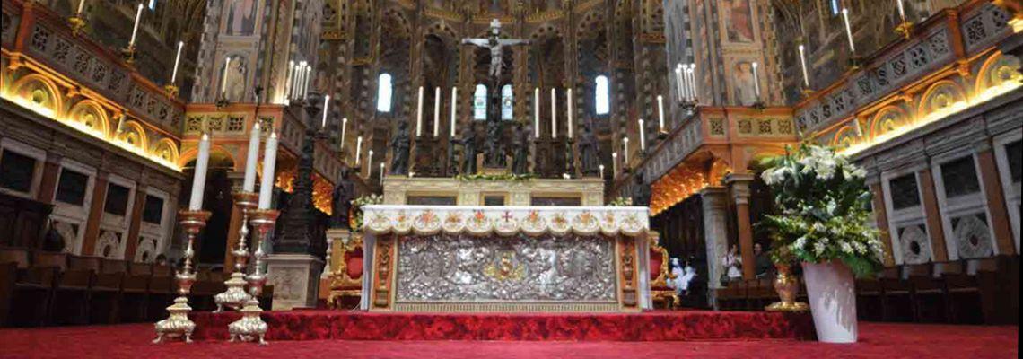 Suivez la messe de 11h en streaming