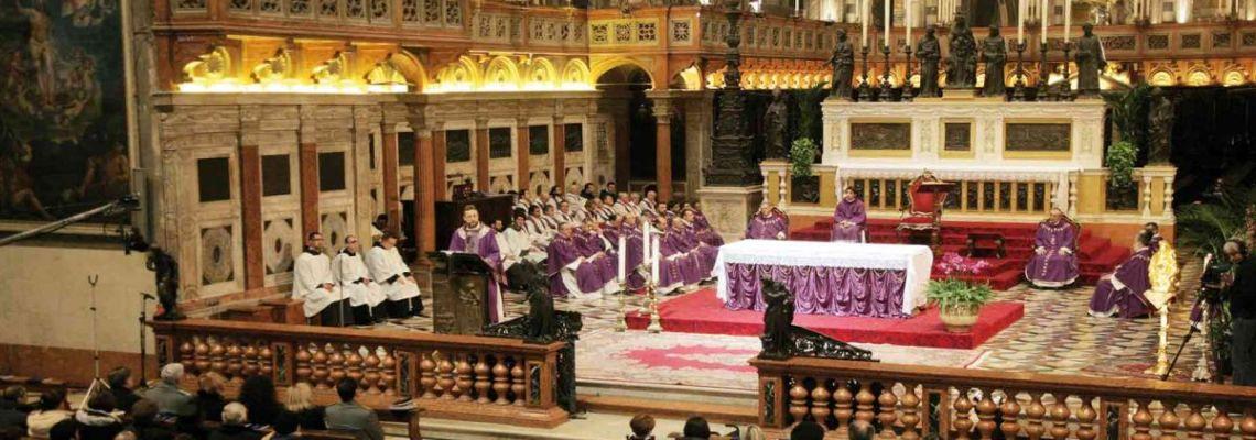 Segui la diretta streaming della S. Messa delle 11.00