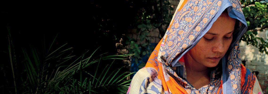 <br>Aiutaci a costruire un Centro di Formazione Professionale<br>per le donne di Khushpur, in Pakistan, <br>dove potranno imparare un mestiere, diventare sarte.<br><br>Dona ora il tuo aiuto!