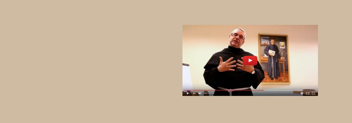 Watch Fr. Mario's meditation <br>for the Holocaust Memorial Day