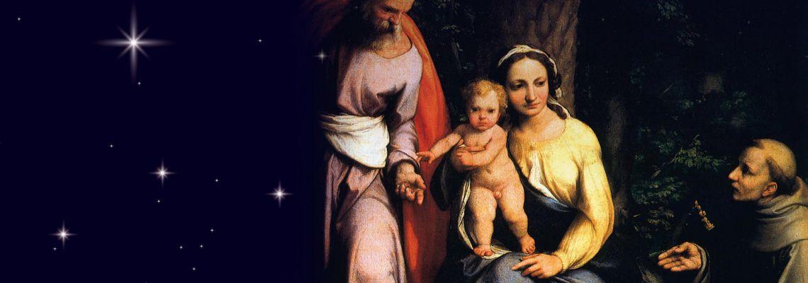 Festività natalizie al Santo 2017,<br>tutte le celebrazioni<br>e gli eventi in Basilica