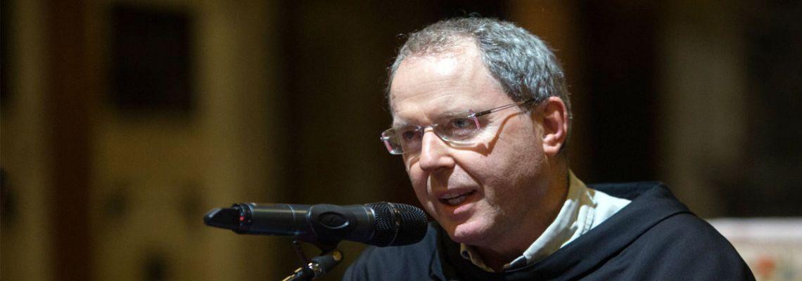 L'inizio canonico del servizio di p. Oliviero Svanera <br>sarà celebrato durante la messa delle 17.00<br> --segui la diretta streaming--