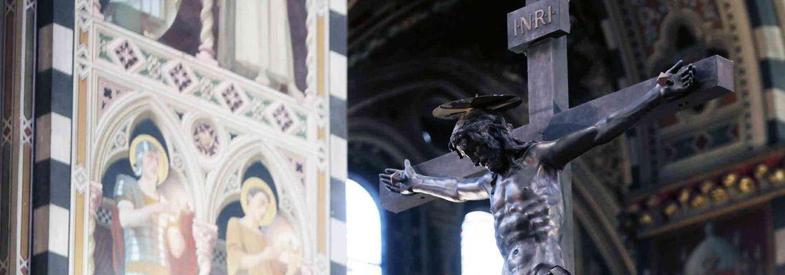 <br><br>ore 11.00 - diretta in streaming web della s. Messa