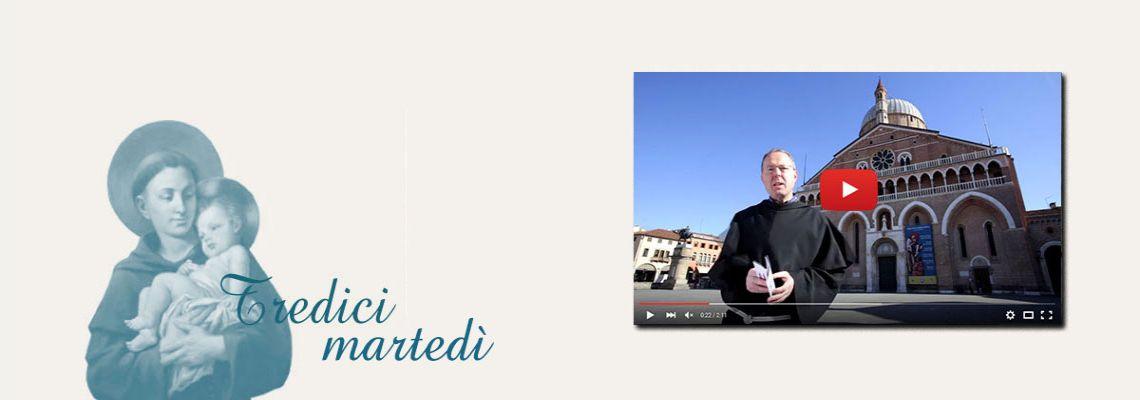 Martedì 26 aprile<br>Guarda la video-meditazione di p. Oliviero Svanera
