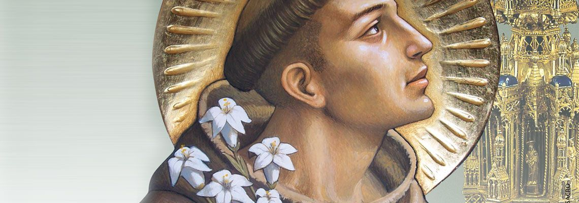fest der Zunge des heiligen Antonius