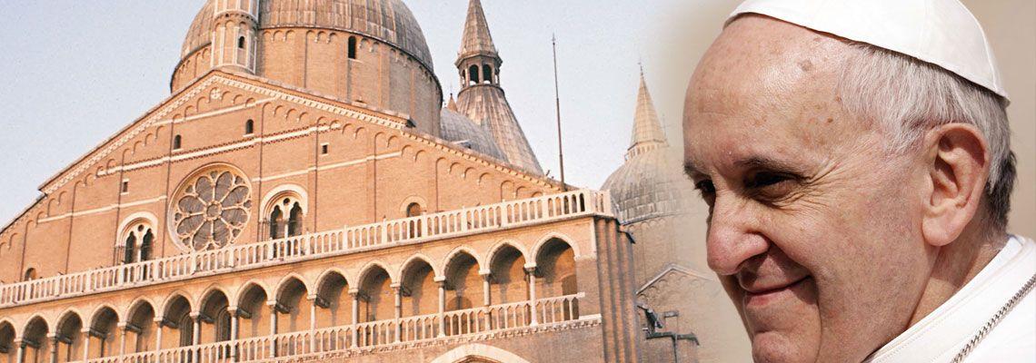 La messe pontificale du 18 mars à 17h<br>présidée par Mgr Fabio dal Cin<br>sera retransmise en streaming.