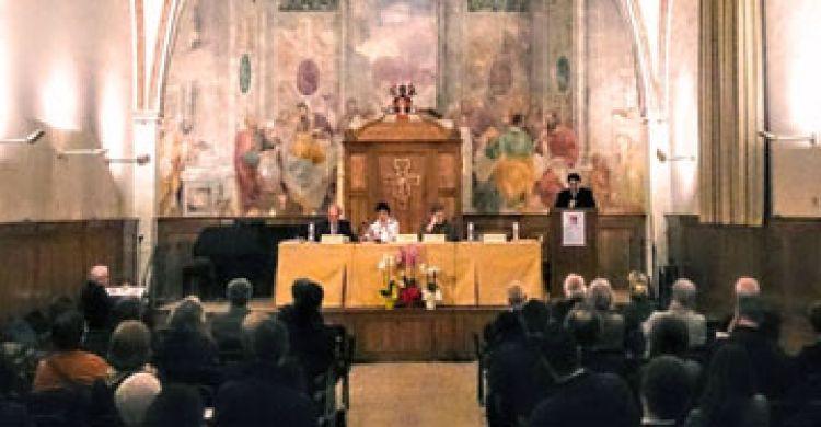 Sala dello Studio Teologico, Basilica di sant'Antonio di Padova