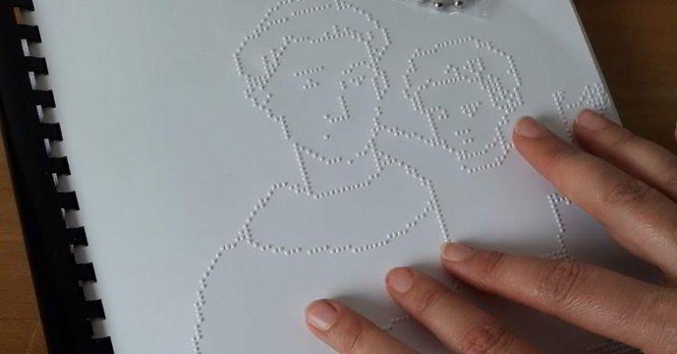 Calendario Novembre 2020 Con Santi.Calendario 2020 In Braille E Nero Braille Sant Antonio Di